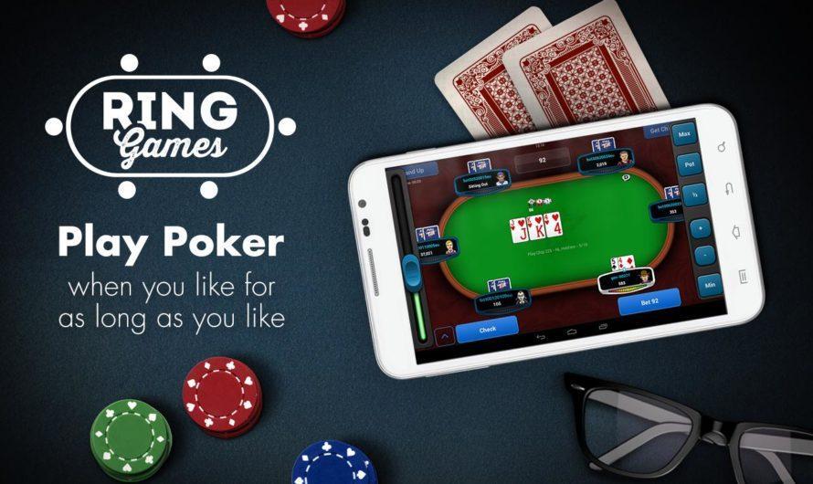 Мобильный покер Apps 2020