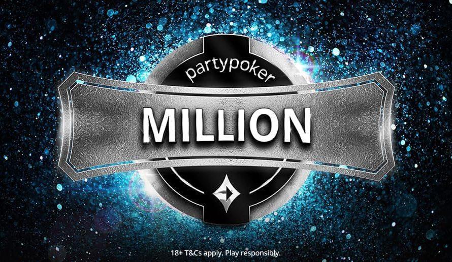 Обновленная структура Partypoker Million