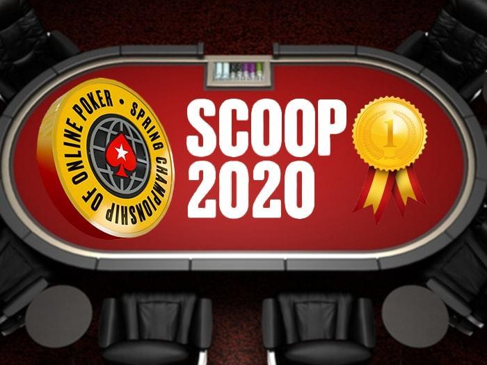 Серебро в лидерборде SCOOP 2020 отобрал Константин Маслак